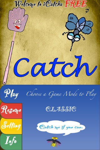 Screenshot iCatcha FREE with iAd