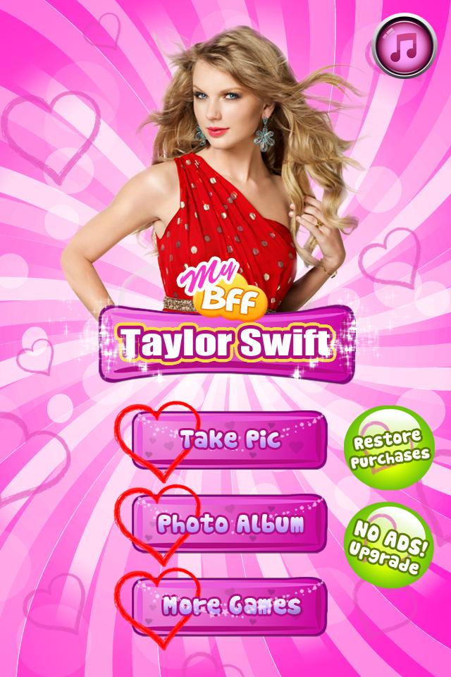 Screenshot Amazing! My BFF – Taylor Swift edition
