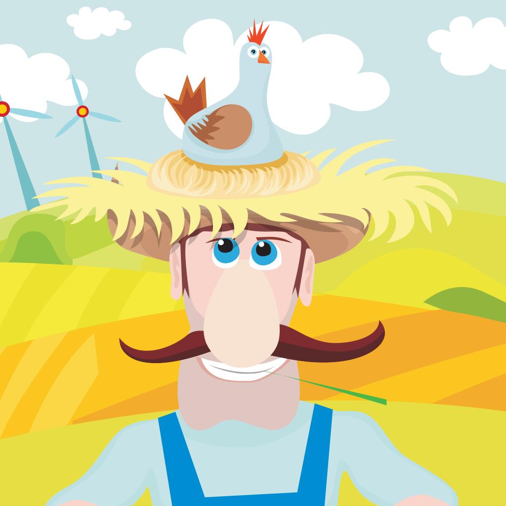 游戏有关农场的动物
